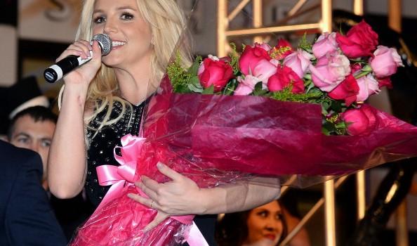 Britney Spears Shocked Las Vegas